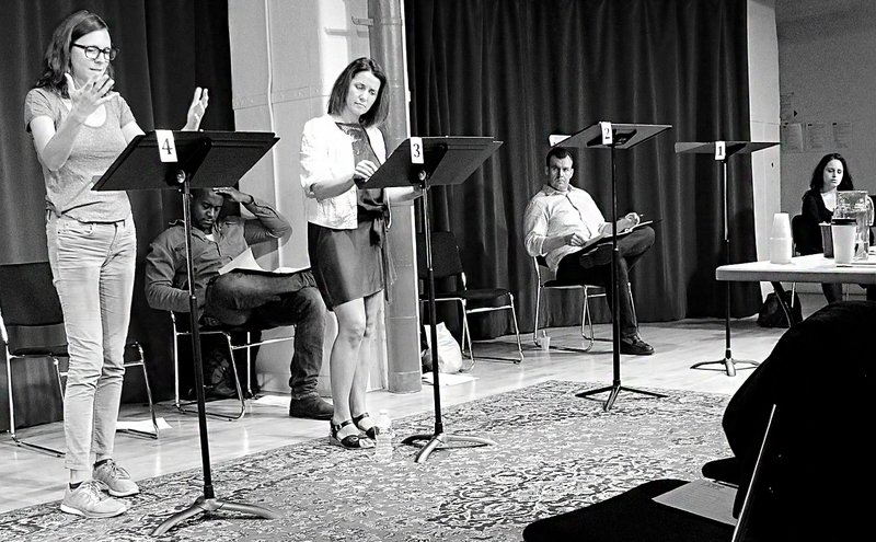 The Rita Goldberg Playwrights' Workshop Reading Series 2017