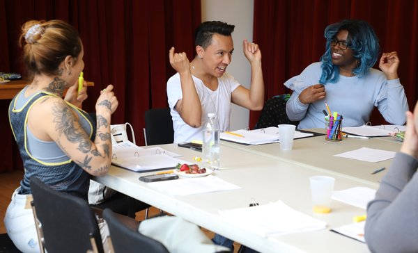 Inside the Process: The Spanglish Translation of LA PRIETTY GUOMAN