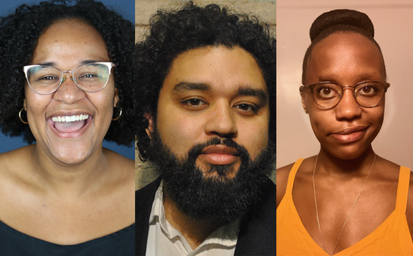 Vivian Barnes, Nathan Alan Davis, and Jahna Ferron-Smith Named Recipients of The Lark Venturous Playwright Fellowship