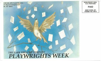 First Annual Playwrights' Week