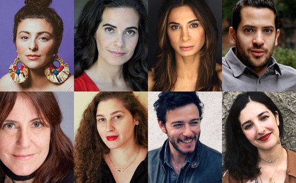 Lark Launches Middle Eastern American Writers Lab
