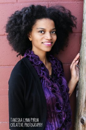 Headshot of Kednra A. Flournoy