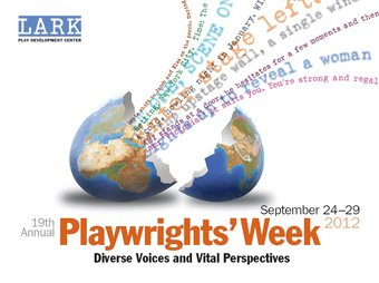 Playwrights' Week 2012