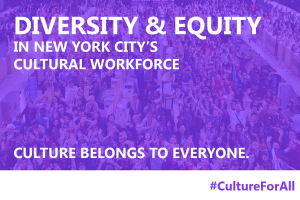 NYC Department of Cultural Affairs Strives for Diversity