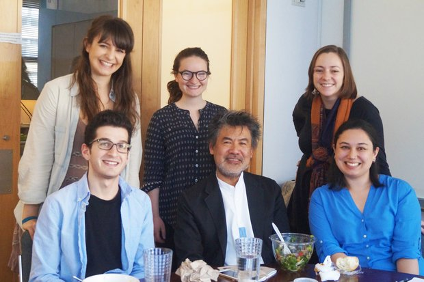 Lark Apprentices with David Henry Hwang