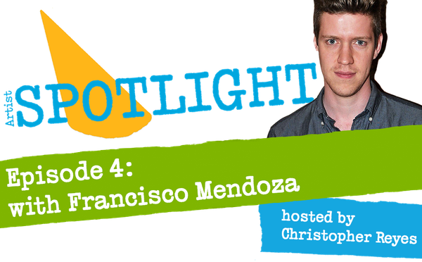 "Artist Spotlight: ""And Then You Get Here"" with Francisco Mendoza"