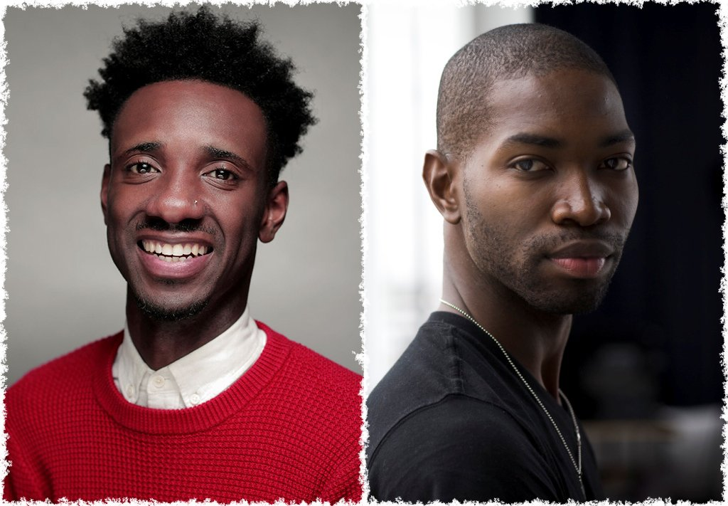Donja Love and Tarell Alvin McCraney