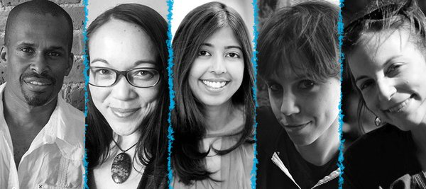 Announcing the 2016-17 Rita Goldberg Playwrights' Workshop Fellows