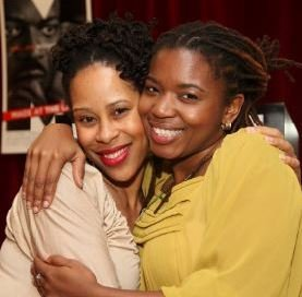 Dominique Morisseau and Katori Hall.JPG