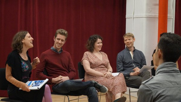 "What I ""need"" right now as an artist"