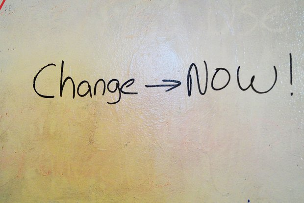 Change Now