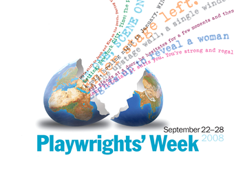 Playwrights' Week 2008