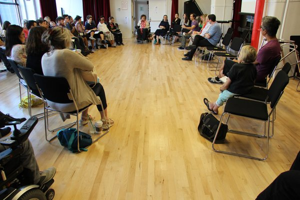 Exploring Disability Aesthetic Through Community