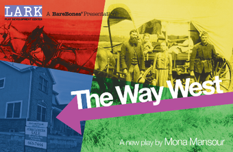 THE WAY WEST by Mona Mansour