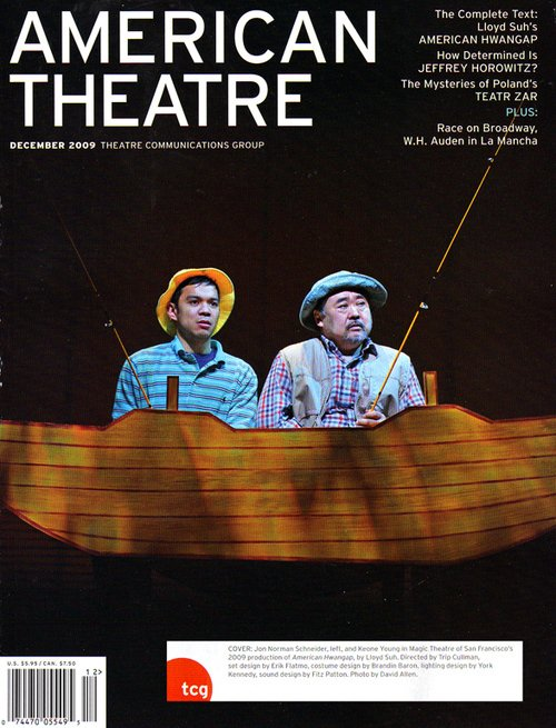 American Hwangap Featured in American Theatre Magazine