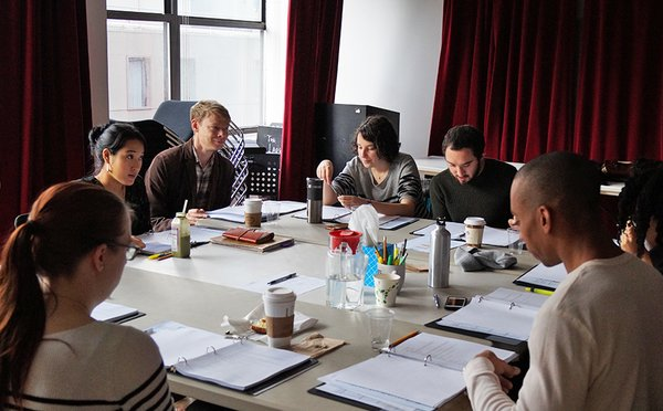 Inside the Process: THE ANTELOPE PARTY