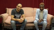 A Closer Look: Donja R. Love & Saheem Ali
