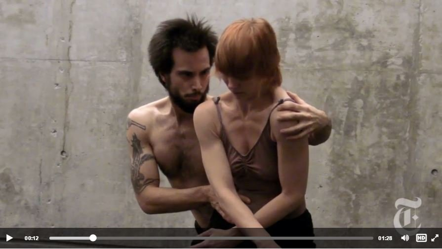 A Body Transformed Through Dance Video.JPG