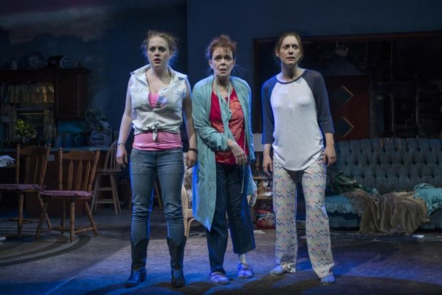 The Way West at Steppenwolf Theater