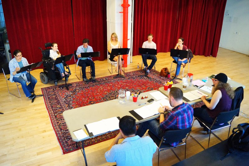 The Rita Goldberg Playwrights' Workshop Program