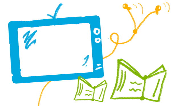Larkee Recs for Reading & Streaming