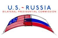 The U.S.-Russia Bilateral Presidential Commission Logo